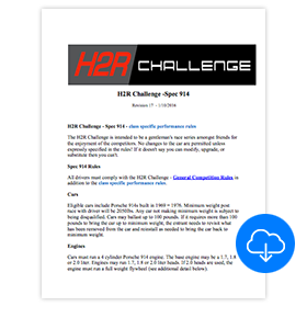 Download H2R Challenge 914 Specs